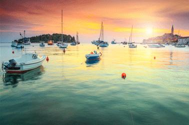 Als ouder een bootreis nemen in Kroatie