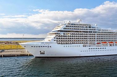 Als ouder een cruise nemen in de Middellandse Zee