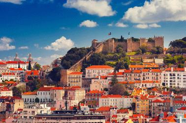 Als ouder alleen op pad naar Lissabon