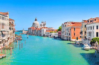 Een rondreis in prachtig Venetië