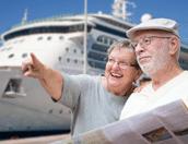 Ouderen blij met cruise
