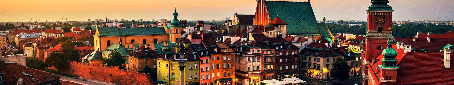 Ouderenreis Polen